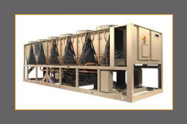 变频螺杆式风冷冷水机组YVAA系列